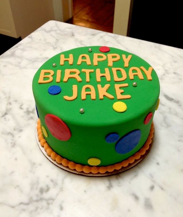 Fantastic A Colorful Birthday Duckscakery Personalised Birthday Cards Epsylily Jamesorg